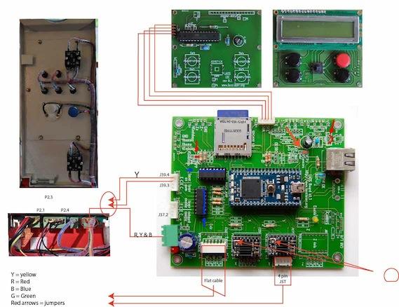 HPC LS3020 connections  July 2012  LAOS Laser  LAOS  Laser Open Source